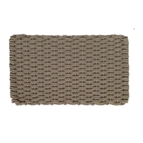 """Cape Cod Basket Weave Doormat 18""""x 30"""" Regular Size"""