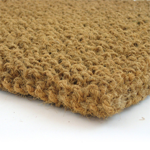 Loop Pile Natural Fiber Mat - Assorted Sizes