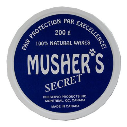 Mushers Secret 200g - Paw Wax