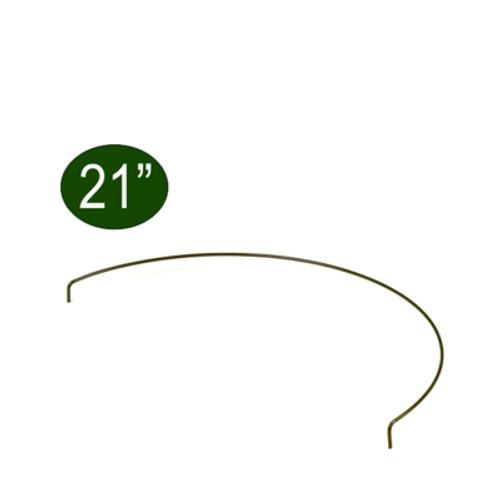 """Peacock Garden Plant 1/2 Ring 21"""""""