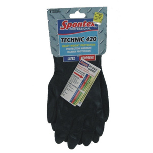 Spontex Technic 420 Chemical Resistant Gloves