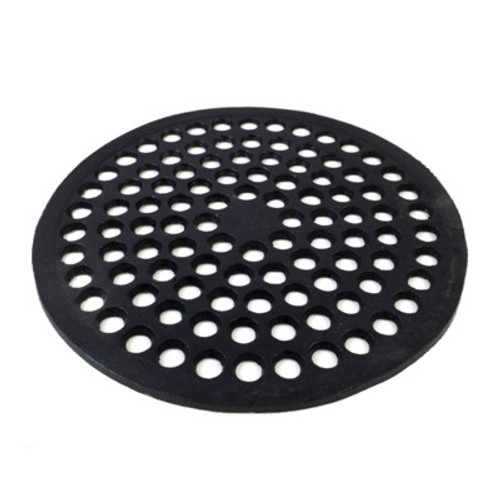 "9 5/8"" Cast Iron Grate Floor Drain Cover"