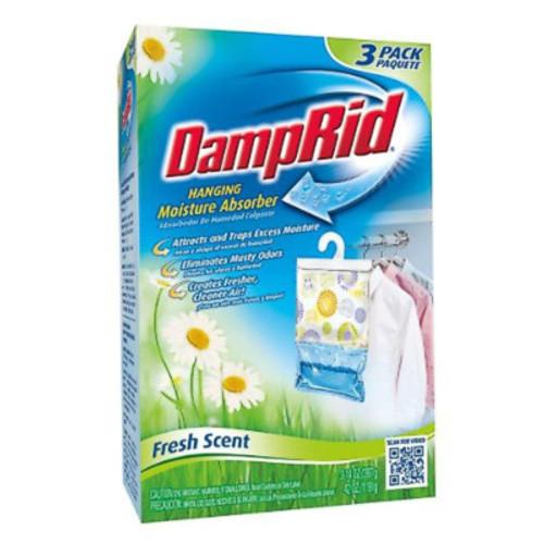 DampRid Hanging Moisture Absorber 3-Pack