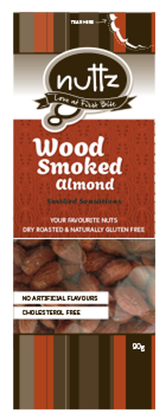 Wood Smoked Almond 90g