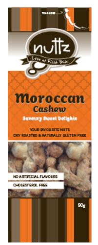 Moroccan Cashew 90g