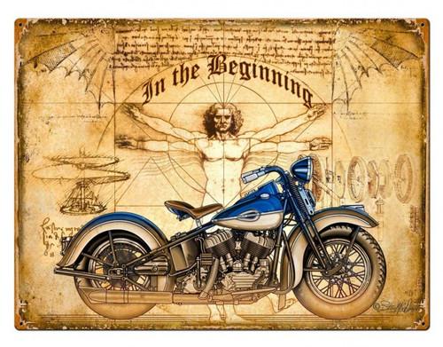 Devinci Bike Metal Sign 30 x 23 Inches