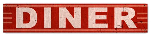 Vintage-Retro Diner Metal-Tin Sign RPC166