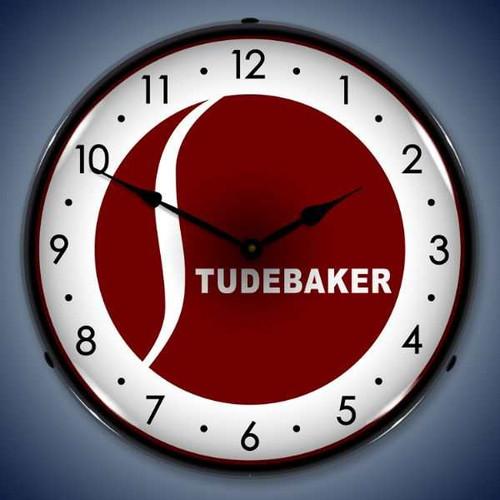 Vintage-Retro  Studebaker Lighted Wall Clock