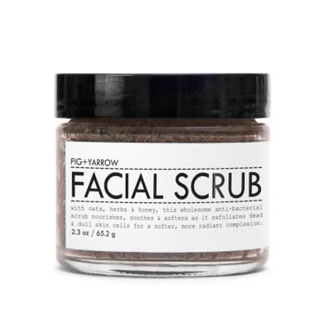 Fig & Yarrow Facial Scrub