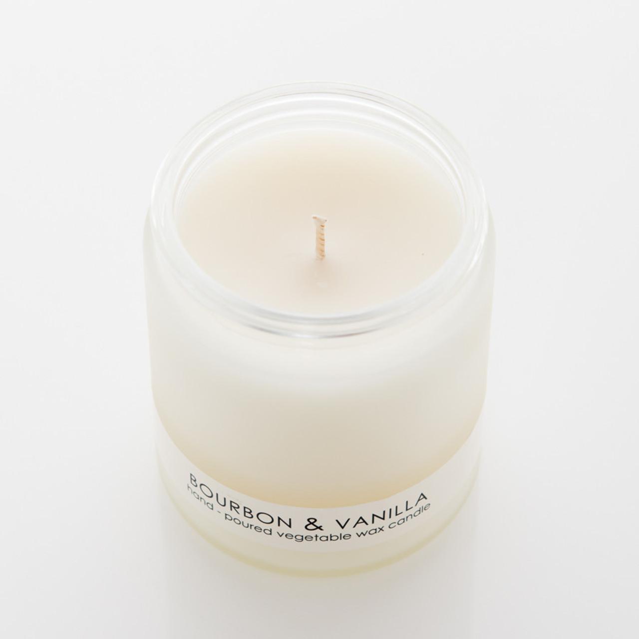 Bourbon and Vanilla Candle