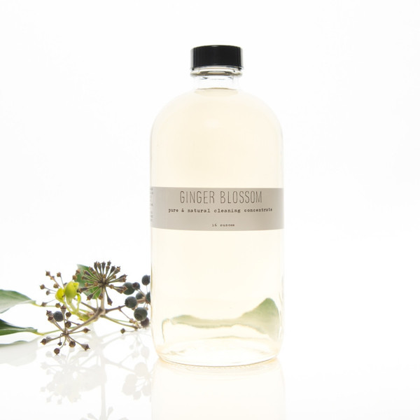 Ginger Blossom Cleaning Concentrate