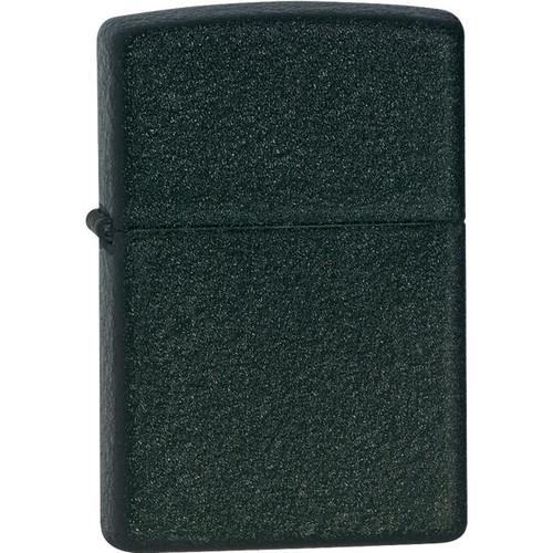 Zippo® Black Crackle™ Lighter