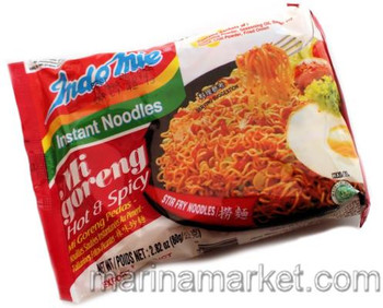 INDO MIE HOT FRIED NOODLES