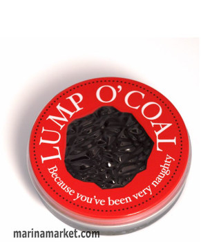 LUMP OF COAL BECAUSE YOU'VE BEEN NAUGHTY 1  oz