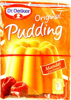 DR. OETKER ALMOND PUDDING