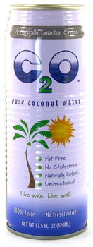 C2O COCONUT WATER 520ml