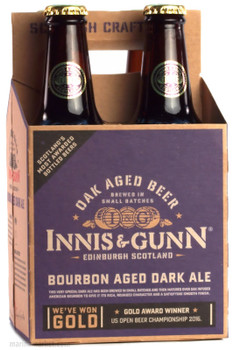 INNIS & GUNN IRISH BOURBON AGED DARK ALE