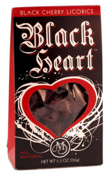 BLACK HEART BLACK CHERRY