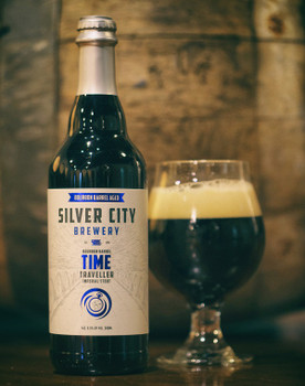 SILVER CITY BARREL-AGED TIME TRAVELLER 500ml