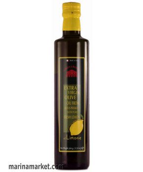 CASINA ROSSI LEMON OLIVE OIL 500ml