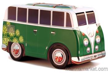 GREEN CAMPER VAN TIN 340g