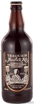 TRAQUAIR JACOBITE OLD ALE 500ml