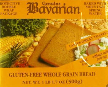 BAVARIAN GLUTEN FREE WHOLE GRAIN 500g