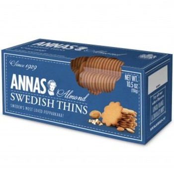ANNA'S ALMOND CINNAMON THINS 150g