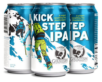GHOSTFISH KICK STEP IPA 4PK