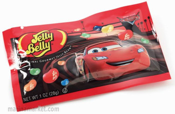 CARS JELLY BELLY 1oz