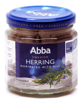 ABBA HERRING DILL 240g