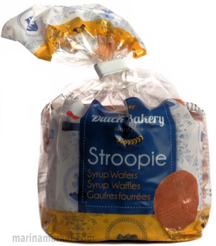DUTCH BAKERY STROOPIE NO BUTTER 8ct