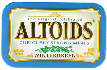 ALTOIDS WINTERGREEN 50G