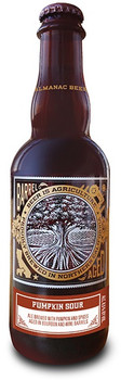 ALMANAC DARK PUMPKIN SOUR, 375ml