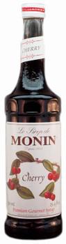 MONIN CHERRY SYRUP 750ML