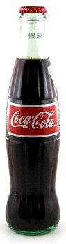 COCA COLA GLASS CANE 500ml