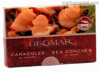 GEOMAR SEA CONCHES IN BRINE 90g