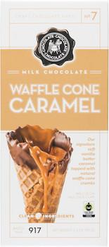 CHOCOLATE CHOCOLATE WAFFLE CONE CARAMEL #7