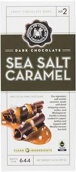 CHOCOLATE CHOCOLATE CHOCOLATE DARK SEA SALT CARAMEL #2