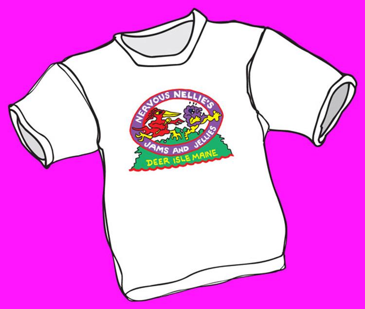 Nervous Nellie T-Shirt