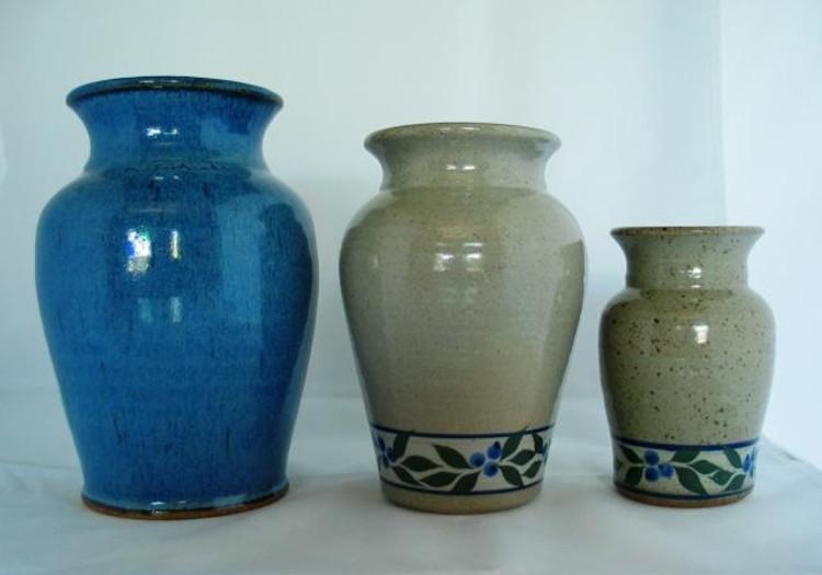 Small, Medium & Large Vase