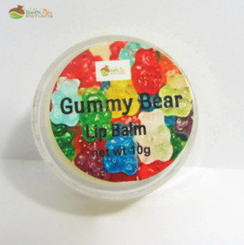 Gummy Bear Lip Balm