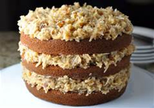German Chocolate Cake Lip Balm
