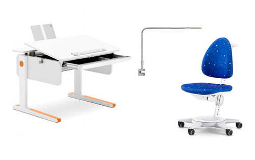 MOLL CHAMPION COMPACT DESK ONLY (COMBO BUNDLE)