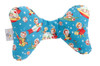 Retro Rockets Infant Head Support Pillow