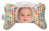 Sprockets Baby Head Pillow