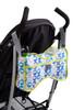 Blue Bubble Stroller Bag