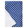 "Blue Dot XL Baby Blanket (42"" x 32"")"