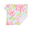 "Dahlia Mini Baby Blanket (12"" x 12"")"