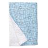 """Blue Mod XL Baby Blanket (42"""" x 32"""")"""